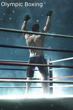 Olympic Boxing poster image on Steam Backlog