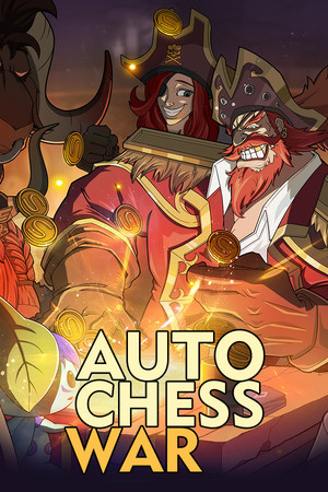 战棋争霸 AUTO CHESS WAR poster image on Steam Backlog