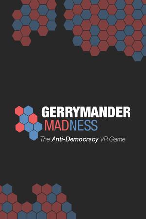 Gerrymander Madness poster image on Steam Backlog