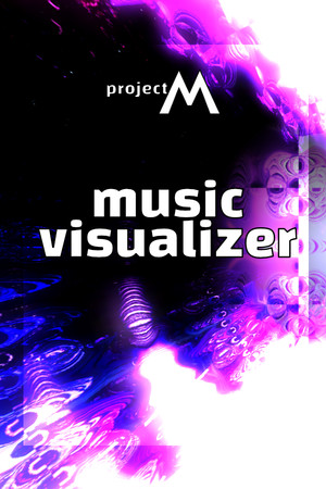 projectM Music Visualizer poster image on Steam Backlog
