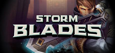 Stormblades cover art