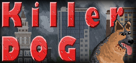 Killer Dog cover art