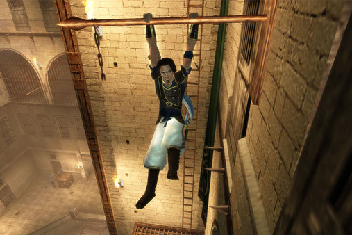 скриншот Prince of Persia: The Sands of Time 2