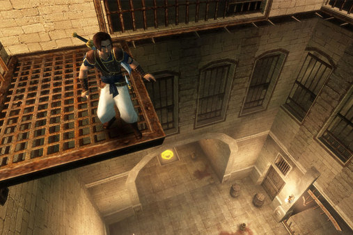 скриншот Prince of Persia: The Sands of Time 4