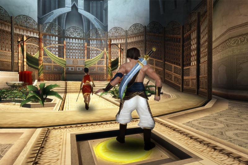 Prince Of Persia The Sands Of Time System Requirements Can I Run It Pcgamebenchmark