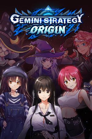 Gemini Strategy Origin poster image on Steam Backlog