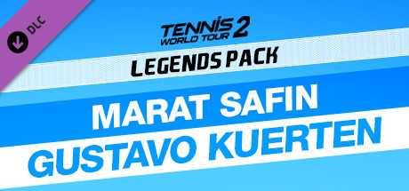 Tennis World Tour 2 Legends Pack