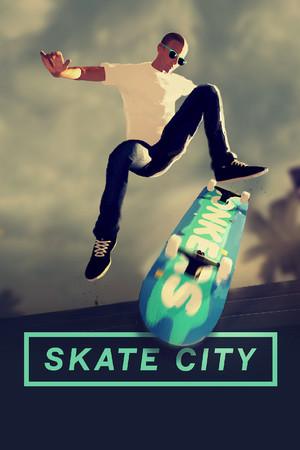 Skate City poster image on Steam Backlog