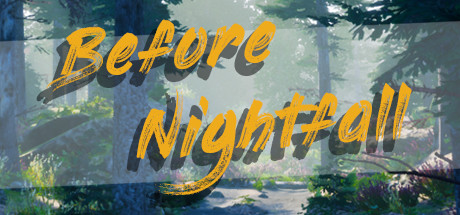 Before Nightfall Summertime Capa