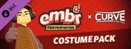 Embr x Curve Digital Costume Pack
