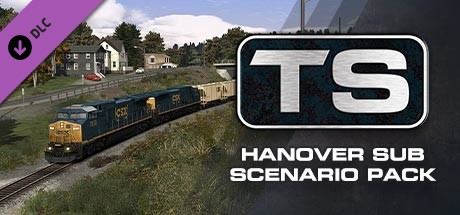 TS Marketplace: CSX Hanover Subdivision Scenario Pack 01