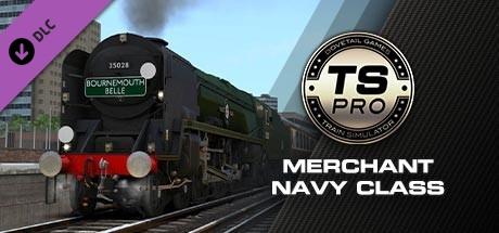 Train Simulator: Merchant Navy Class 35028 'Clan Line' Steam Loco Add-On