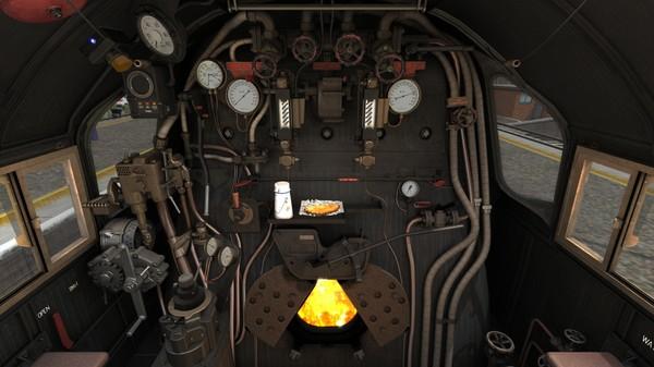 скриншот Train Simulator: Merchant Navy Class 35028 'Clan Line' Steam Loco Add-On 2