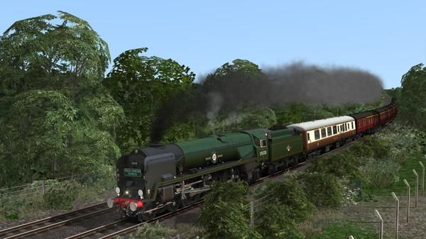 скриншот Train Simulator: Merchant Navy Class 35028 'Clan Line' Steam Loco Add-On 5