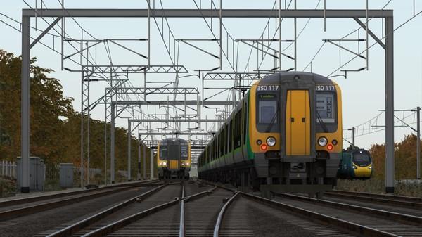 скриншот Train Simulator: WCML South: London Euston - Birmingham Route Add-On 1