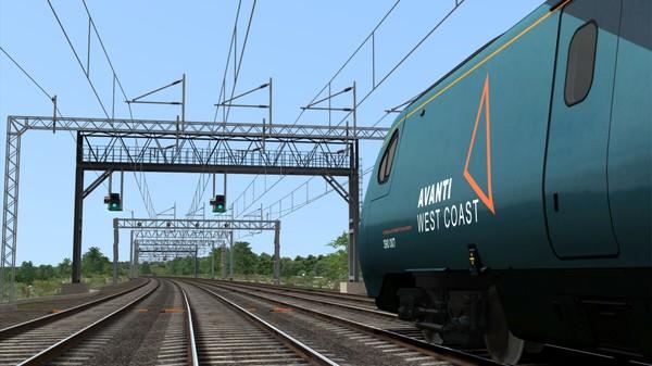 скриншот Train Simulator: WCML South: London Euston - Birmingham Route Add-On 2