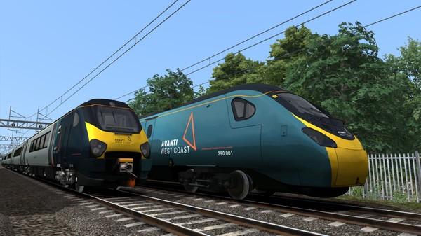 скриншот Train Simulator: WCML South: London Euston - Birmingham Route Add-On 0