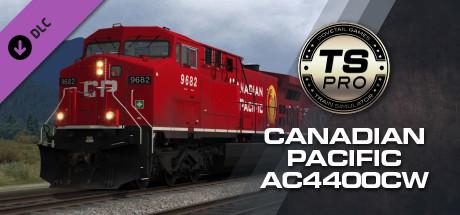 Train Simulator: Canadian Pacific AC4400CW Loco Add-On