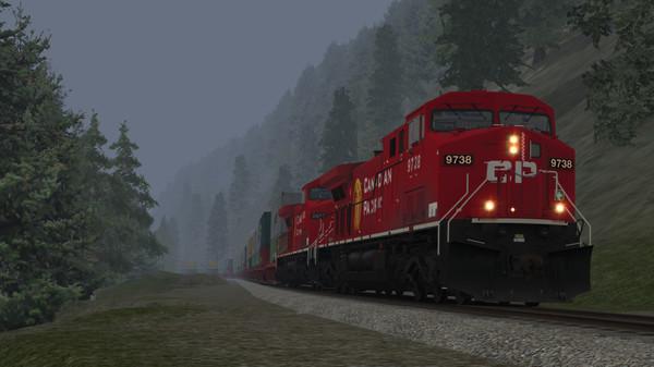 скриншот Train Simulator: Canadian Pacific AC4400CW Loco Add-On 4