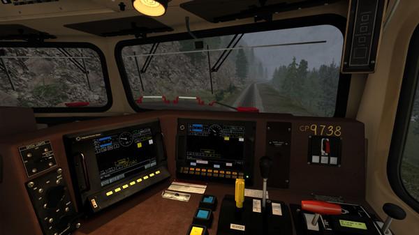 скриншот Train Simulator: Canadian Pacific AC4400CW Loco Add-On 2