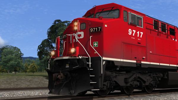 скриншот Train Simulator: Canadian Pacific AC4400CW Loco Add-On 1
