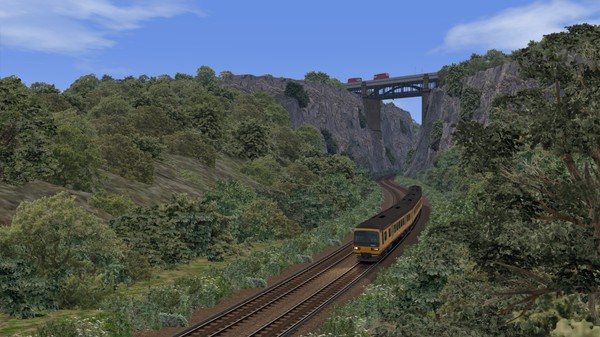 скриншот Train Simulator: Marsdonshire Route Add-On 2