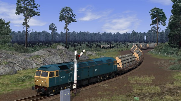 скриншот Train Simulator: Marsdonshire Route Add-On 1