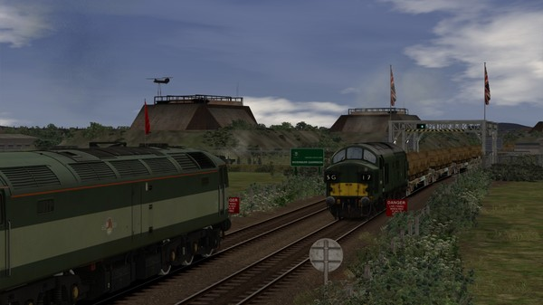 скриншот Train Simulator: Marsdonshire Route Add-On 4