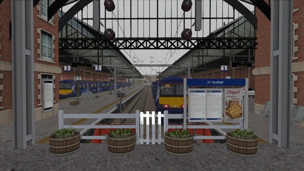 скриншот Train Simulator: Suburban Glasgow Northwest: Springburn - Helensburgh Route Add-On 5