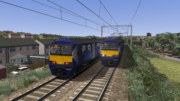 скриншот Train Simulator: Suburban Glasgow Northwest: Springburn - Helensburgh Route Add-On 0
