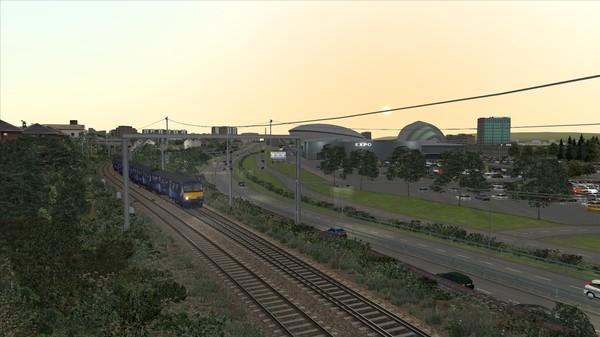 скриншот Train Simulator: Suburban Glasgow Northwest: Springburn - Helensburgh Route Add-On 4
