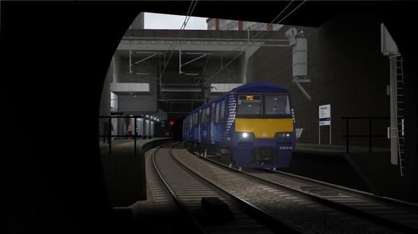 скриншот Train Simulator: Suburban Glasgow Northwest: Springburn - Helensburgh Route Add-On 1