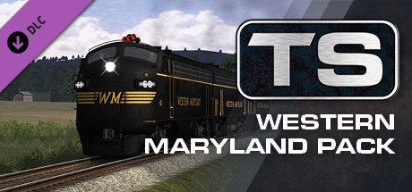Train Simulator: Western Maryland Railway Retro Pack