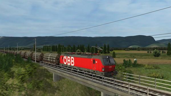 скриншот Train Simulator: Karawankenbahn: Ljubljana, Villach & Tarvisio Route Add-On 4