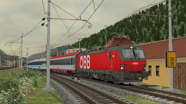 скриншот Train Simulator: Karawankenbahn: Ljubljana, Villach & Tarvisio Route Add-On 3