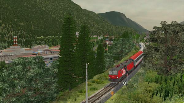 скриншот Train Simulator: Karawankenbahn: Ljubljana, Villach & Tarvisio Route Add-On 2