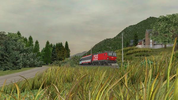 скриншот Train Simulator: Karawankenbahn: Ljubljana, Villach & Tarvisio Route Add-On 1