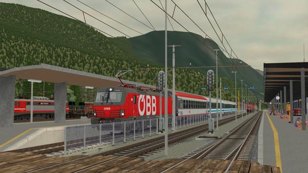 скриншот Train Simulator: Karawankenbahn: Ljubljana, Villach & Tarvisio Route Add-On 0