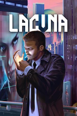 Lacuna – A Sci-Fi Noir Adventure poster image on Steam Backlog