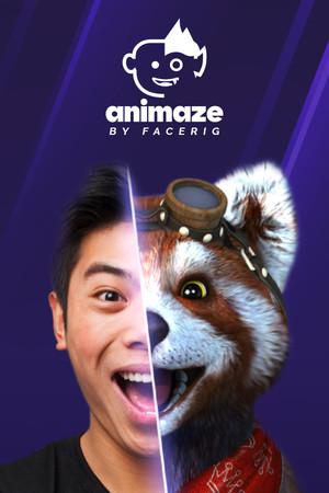 Animaze by FaceRig poster image on Steam Backlog