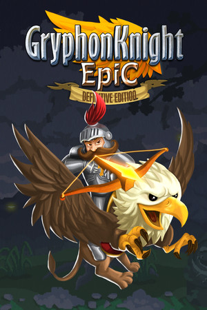 Gryphon Knight Epic: Definitive Edition poster image on Steam Backlog