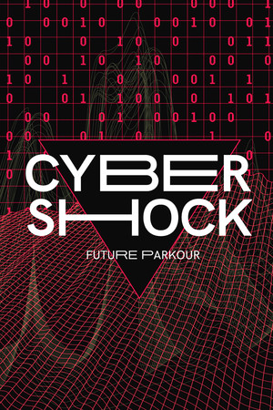 Cybershock: Future Parkour poster image on Steam Backlog