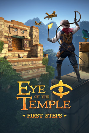 Eye of the Temple: First Steps poster image on Steam Backlog