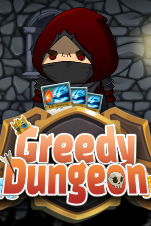 Greedy Dungeon poster image on Steam Backlog