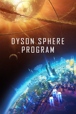 Dyson Sphere Program poster image on Steam Backlog