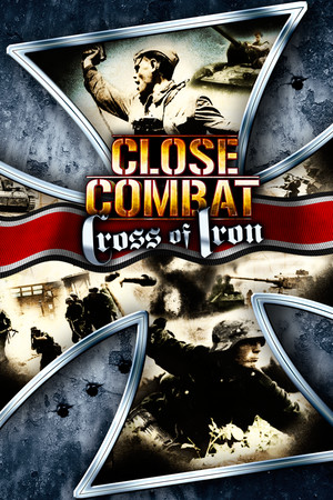 Close Combat: Cross of Iron poster image on Steam Backlog