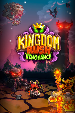 Kingdom Rush Vengeance - Tower Defense poster image on Steam Backlog