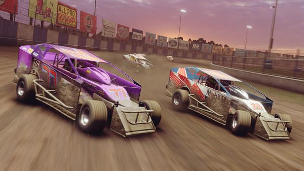 Capture d'écran n°7 du Jeu Tony Stewart's All-American Racing