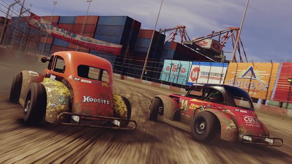 Capture d'écran n°4 du Jeu Tony Stewart's All-American Racing