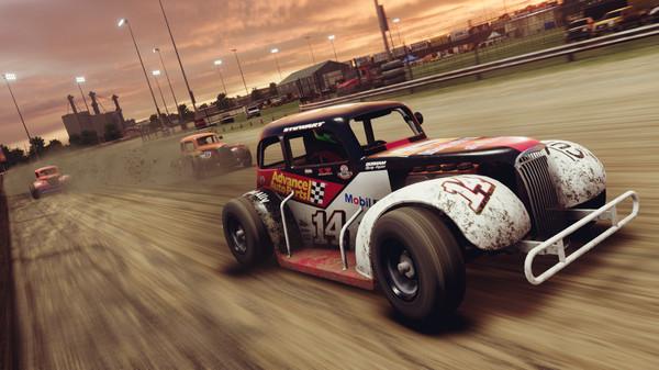 Capture d'écran n°6 du Jeu Tony Stewart's All-American Racing